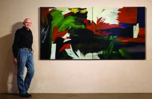 Dick Evans exhibition  September 2011