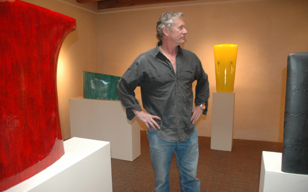 James Marshall sculptures- March 2013