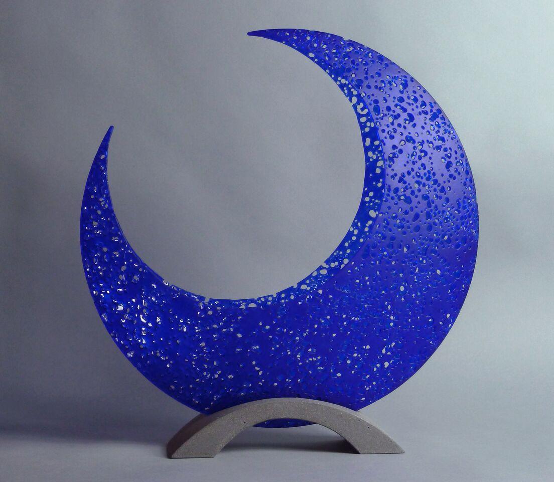 Luna Azulado