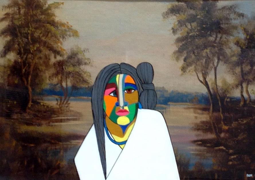 SILVESTER HUSTITO native contemporary art