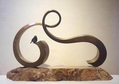 Gilberto Romero Santa Fe Sculptor