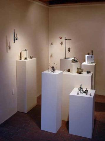 Carol Ware: bronze artifacts exhibition  Feb 2012
