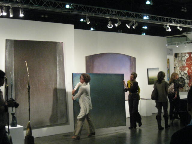 LA Art Show January 23-27, 2013