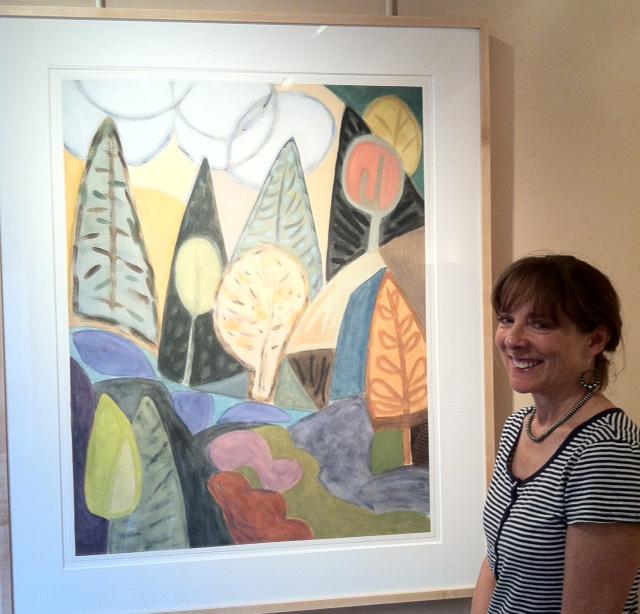 Sarah Bienvenu exhibit June 28- July 11, 2013