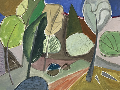 SARAH BIENVENU contemporary watercolors