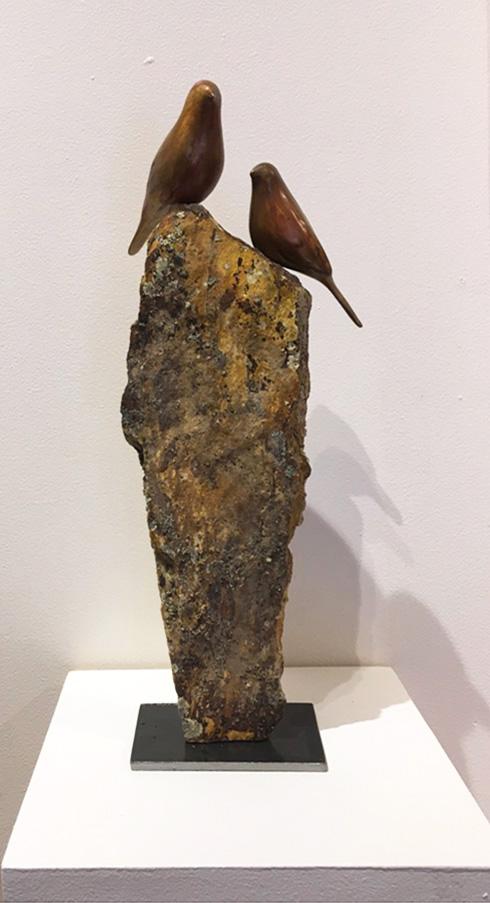 Songbird Golden Earth