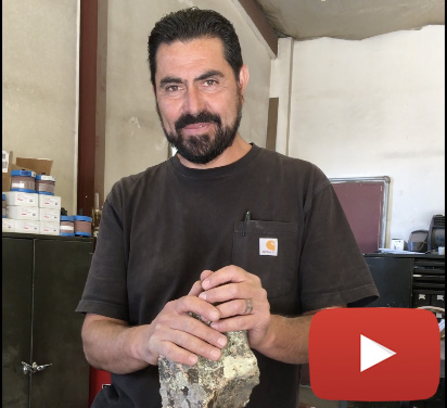 Santa Fe artist, Gilberto Romero, shows his process & discusses his inspiration from inside his studio.