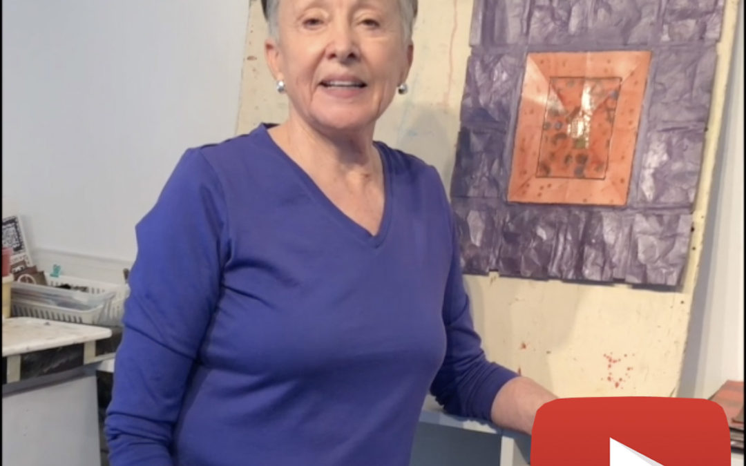 JD Wellborn takes you inside her studio in Albuquerque, NM.