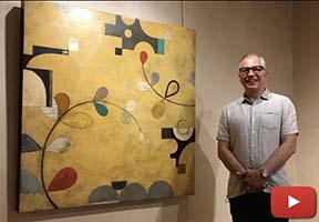 Winterowd Fine Art presents mixed media artist Don Quade