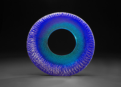 Alex Gabriel Bernstein modern glass art