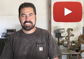 Gilberto Romero takes you inside his studio in Santa Fe, NM